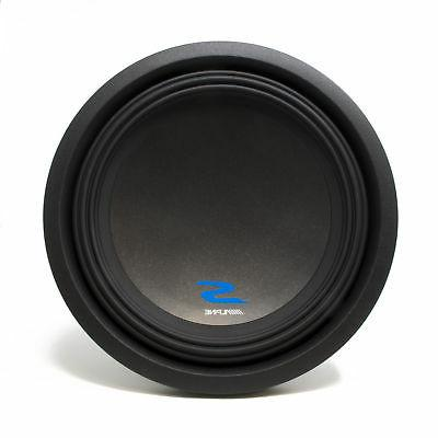 """Alpine Subwoofer Package Two S-W12D2 12"""" Dual Subwoofers"""