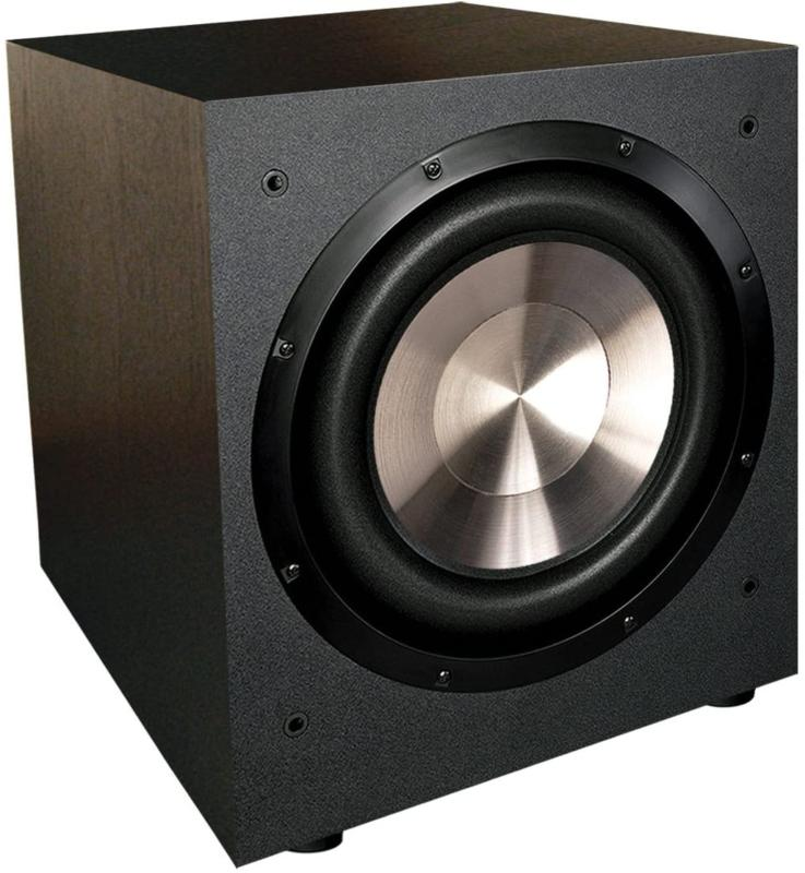 BIC 475-Watt Front Powered Subwoofer