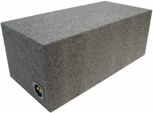 ASC Dual Universal Vented Sub Box Speaker