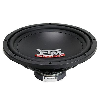 """MTX Audio 12"""" 4 ohm New"""