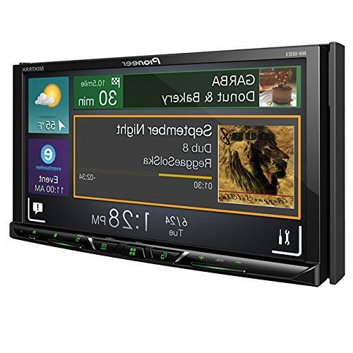 AVH-600EX Bluetooth Dash Kit for 2005-2011 Toyota Night View