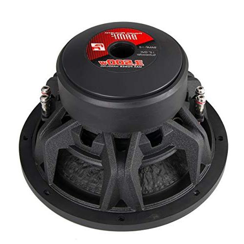 Power Subwoofer 3500 Watts inches