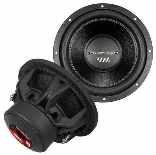 Power BAMF Series BAMF-124 3500 Dual 4 Ohm Audio