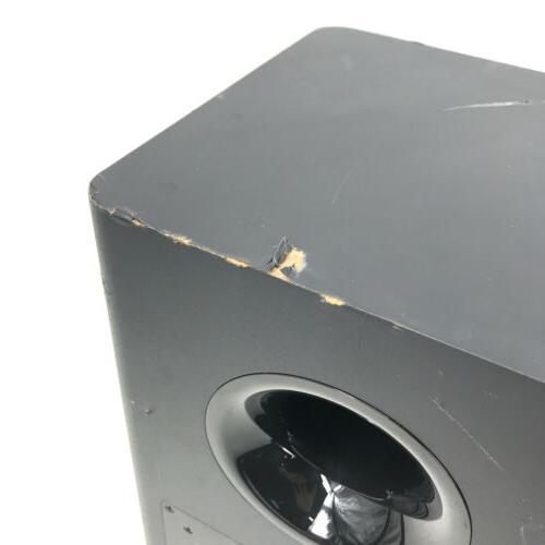 JBL Bar 2.1 Soundbar and Wireless - Black #AU3261