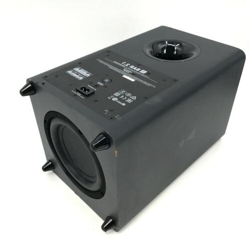 JBL 2.1 and Wireless Subwoofer Black