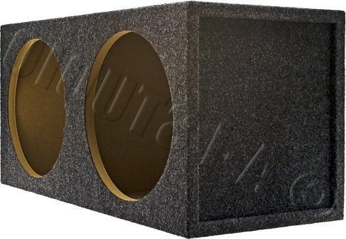 bass slammer bs210s dual enclosure