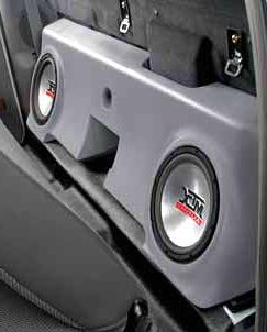 bass slammer unloaded subwoofer