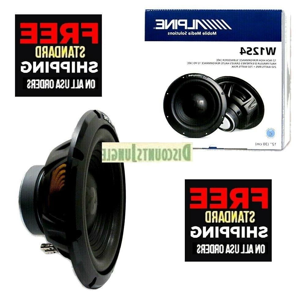 bass xtreme series 12 2400w dual 4