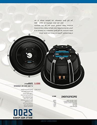 Planet Watt, 12 Dual 4 Voice Car