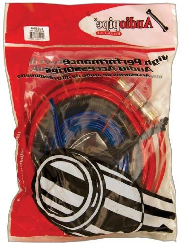 Audiopipe Bms700x 10 Ga Car Audio Amplifier Amp Wiring Kit 1