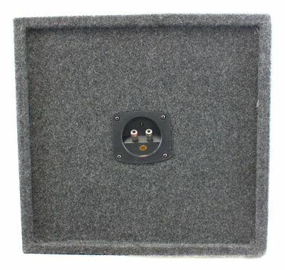 Pyramid Dual Subwoofers Box + 1100W Amp Amp