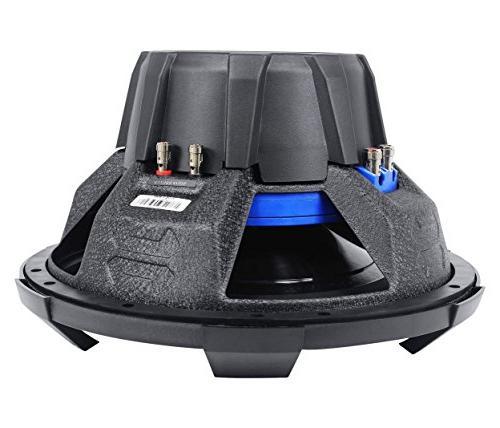 Hifonics BRX12D4 Dual Subwoofer, 4-Ohm 450-Watt 12-Inch
