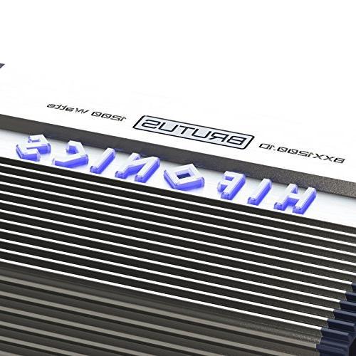 Hifonics BXX1200.1D Brutus Class D 1 Ohm Car Amplifier