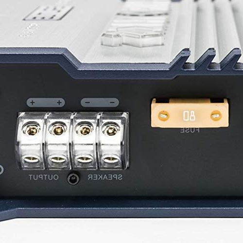 Hifonics D 1 Ohm Mono Car Subwoofer Amplifier