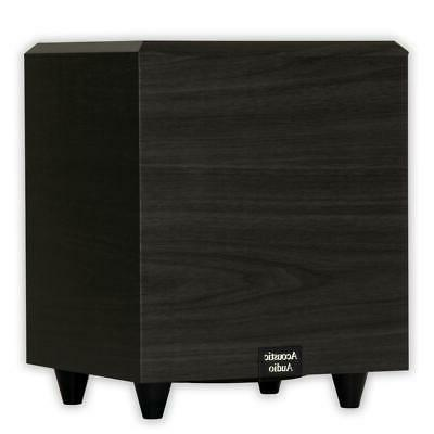 by goldwood home theater subwoofer 6 5
