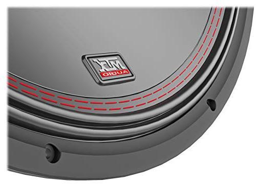 """MTX 5515-44 15"""" Watt DVC 4-ohm Car Audio Subwoofer+Vented Sub Enclosure"""