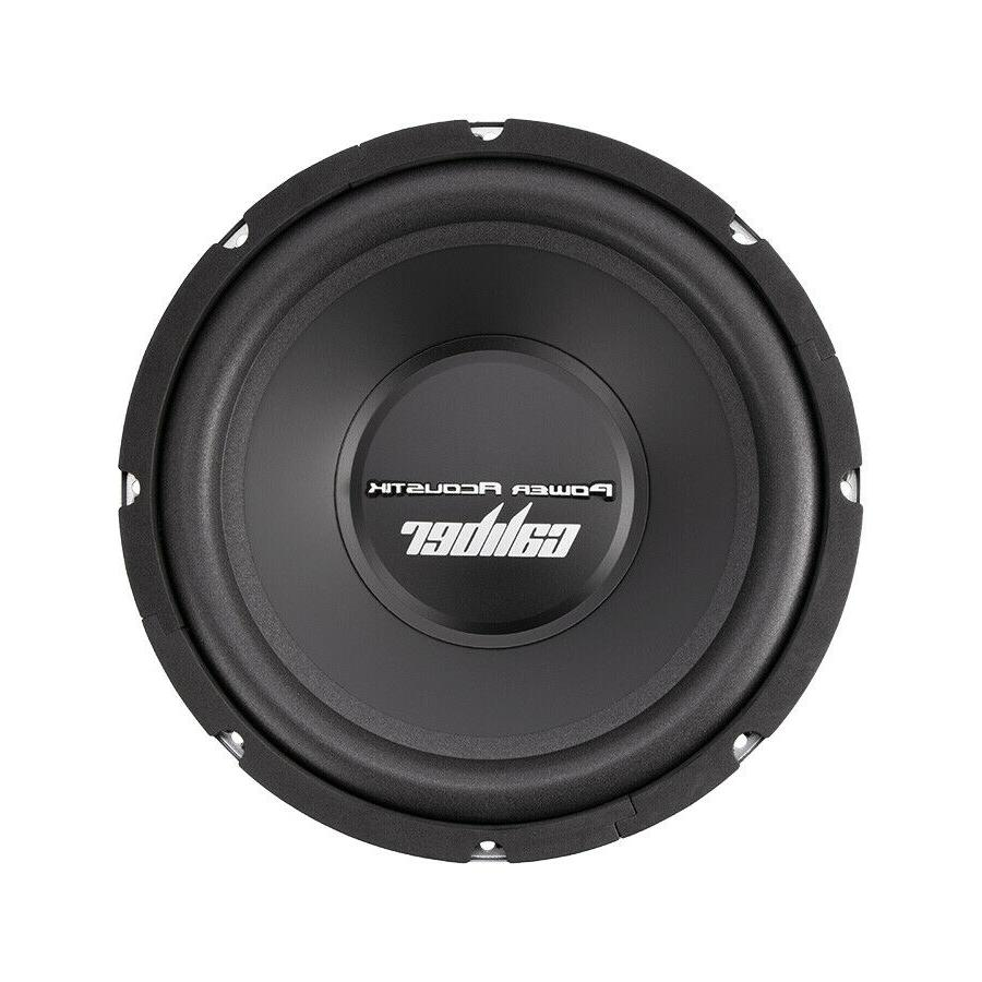 "Power CBW-124 Watt 12"" Ohm DVC Audio Subwoofer 500W"