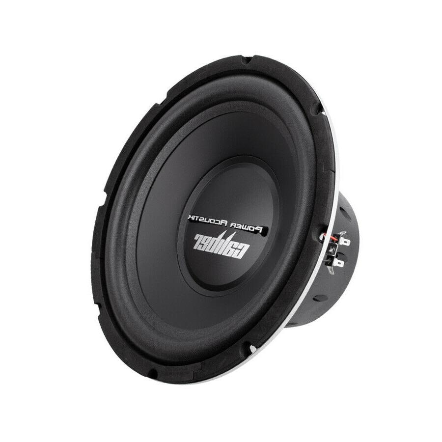 "Power CBW-124 Watt 12"" Dual Ohm DVC Subwoofer 500W"