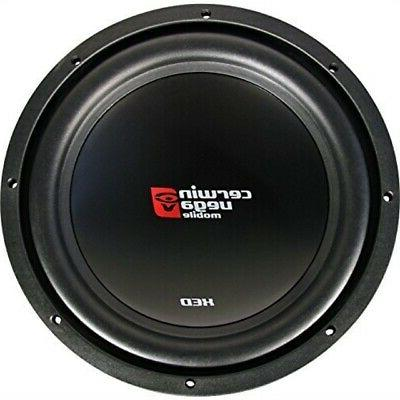 CERWIN VEGA XED12 XED 1000 Watts Max 12-Inch SVC Woofer 4 Oh