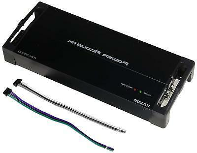 Class D Full-Range and Monoblock Amplifier