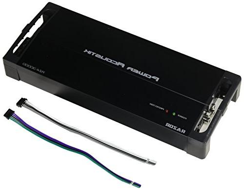 Class Monoblock Amplifier