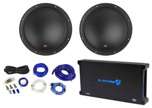 competition car subwoofers subs mono