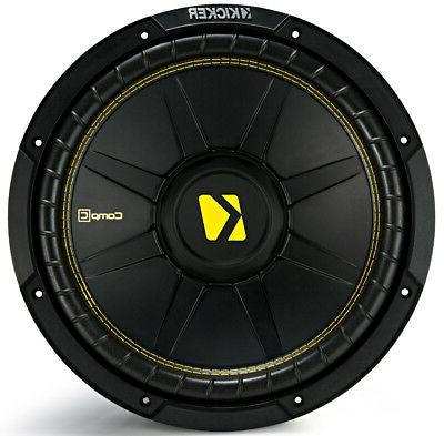 Kicker CWD8 Car Audio CompC Brand