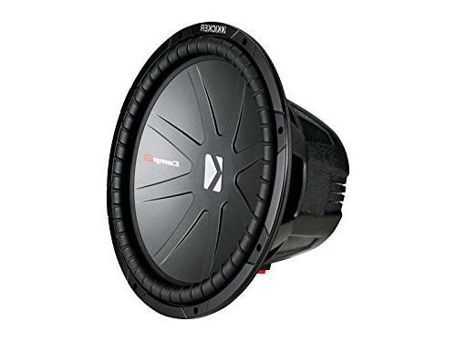 2-Ohm CompR Series Subwoofer