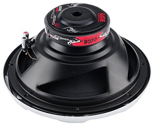 BOSS Audio Watt, 12 Inch, 4 Ohm Coil Car