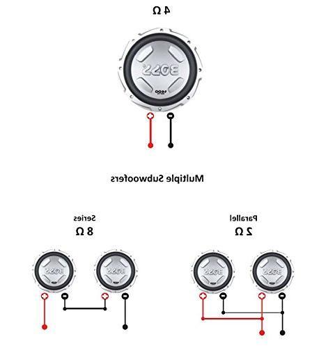 BOSS CX122 4 Voice Coil