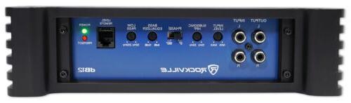 Rockville dB12 RMS D 2 Amplifier Audio
