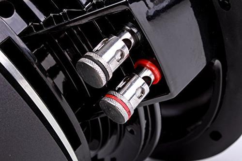 """Skar Audio 12"""" 1500 Max Power Dual Ohm Car Subwoofer"""