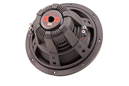 DUAL High Performance Subwoofer with Coil and Watts of Peak