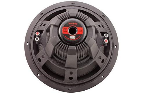 DUAL Electronics High Performance Subwoofer 4-Layer 2-inch Copper Coil of Peak Power