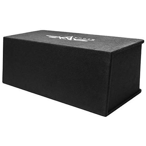 Skar Audio Dual 2400W Vented Subwoofer SDR-2X12D4