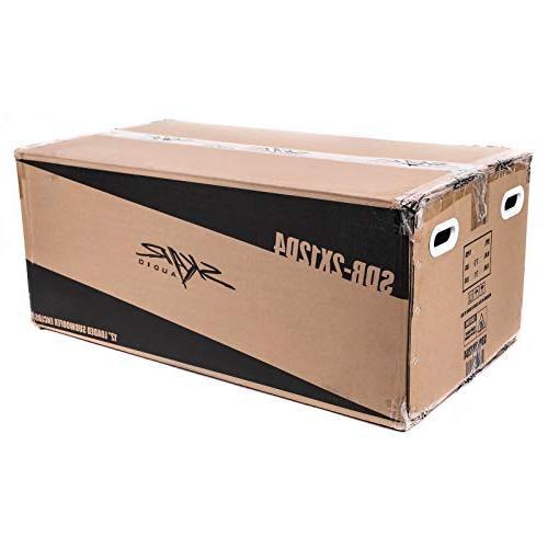 Skar 2400W Loaded Vented SDR-2X12D4