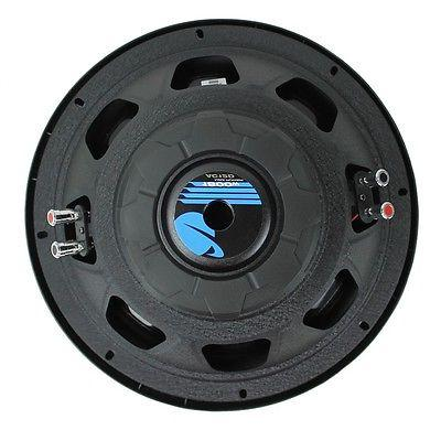 "DVC Subwoofer 12"" Enclosure"