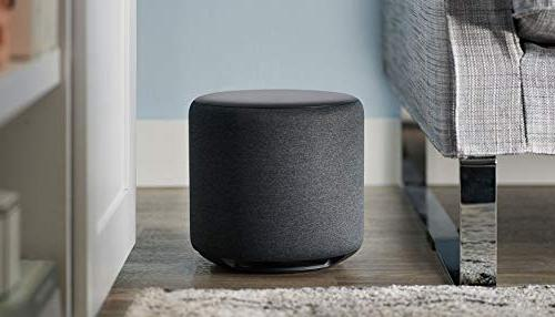 Echo subwoofer for your - device