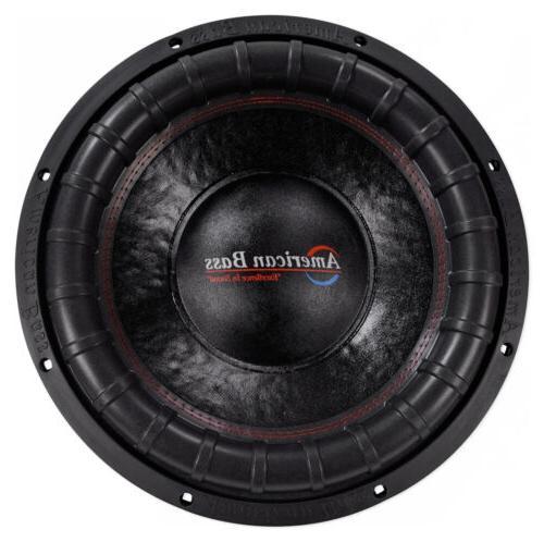 "American Bass ELITE-1544 15"" 3"" Coil/200Oz"