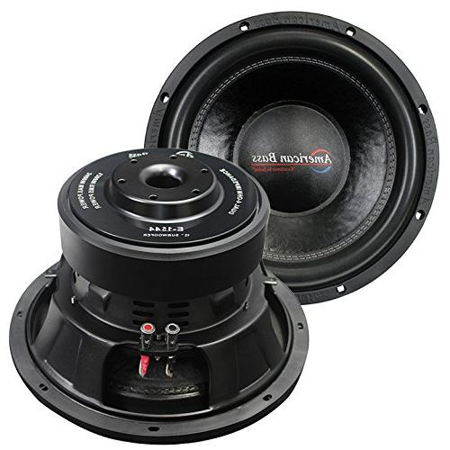 elite series woofer 1200 rms