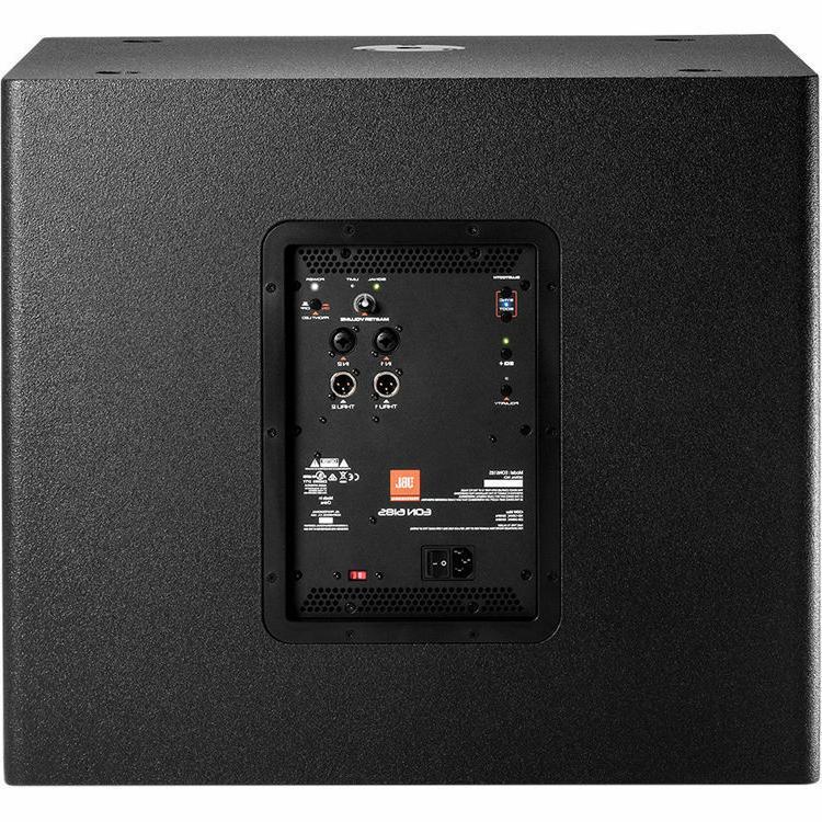 """JBL 18"""" 1000W Amplified EON618"""