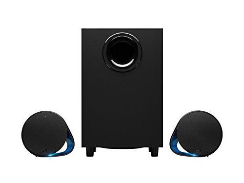 g560 lightsync gaming speakers