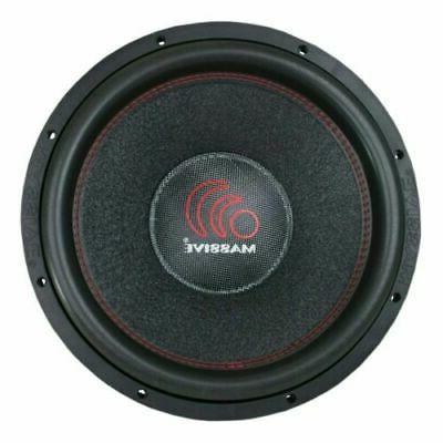 12 Subwoofer 2 4000W Hippo
