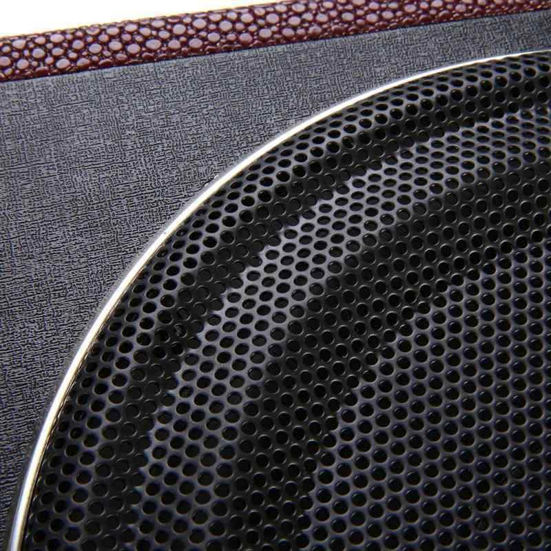 600W 8 inch Car Under-Seat Subwoofer Bass HiFi