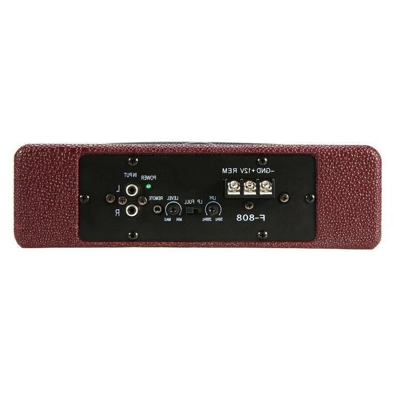 600W Under-Seat Bass HiFi Speaker