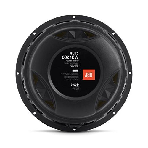 JBL Shallow-mount Subwoofer