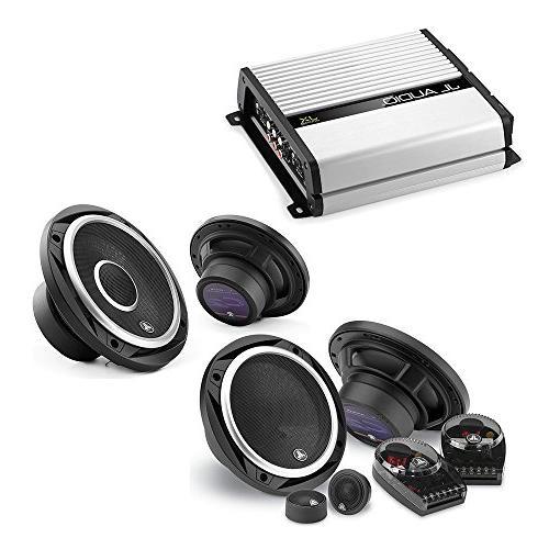JL AUDIO JX400//4D Car Stereo 4 Channel Amplifier 400W Class D Speakers Amp NEW