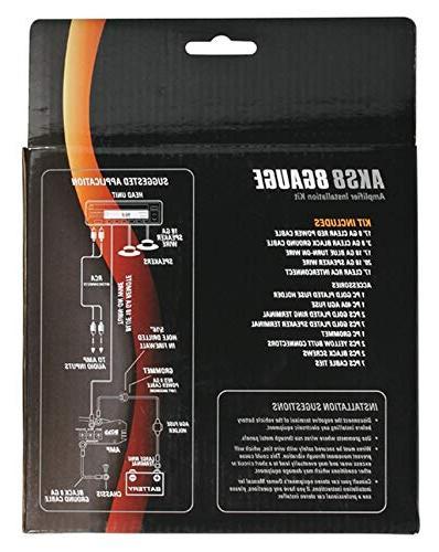 Rockford Fosgate P300-10 300W Sealed Powered Enclosure+Amp Kit