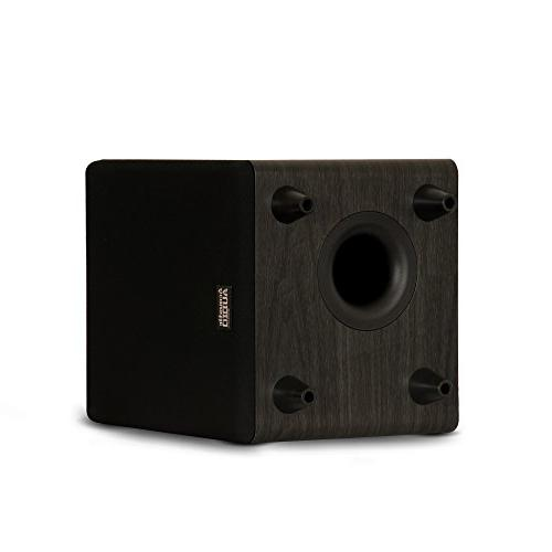 """Acoustic Theater Powered 8"""" LFE Subwoofer Sub"""