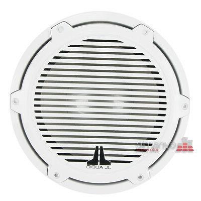 JL Audio M8IB5-CG-WH 200W 8 M-Series Single 4-ohm Marine Sub